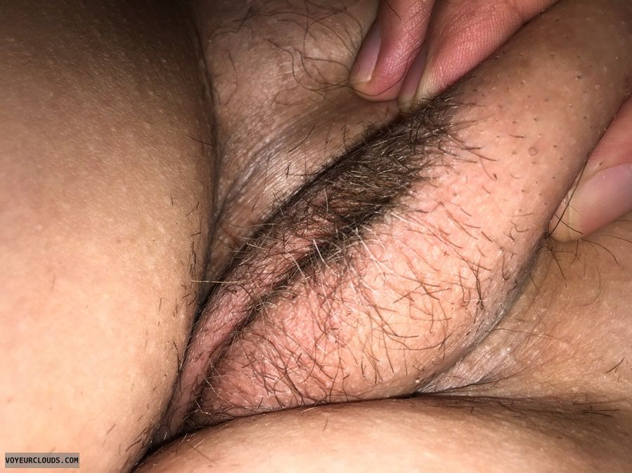 Hairy pussy, Tramp, Wife pussy, OK