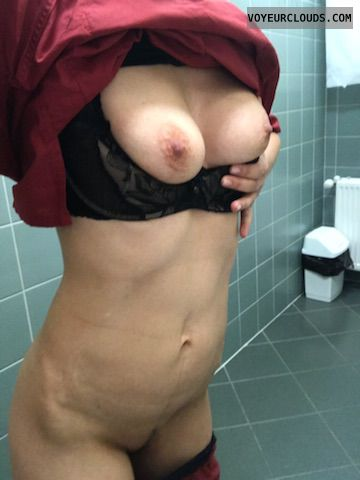 Nude nurse, at work, naked milf, naked wife, hot, tits