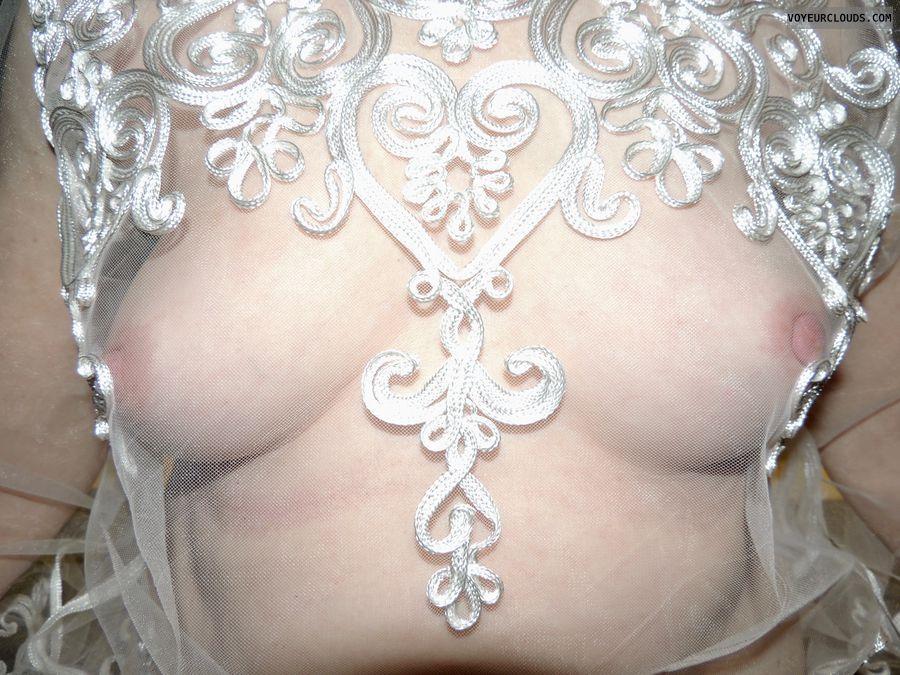 tits, wife tits, milf tits, nipples, wife nipples
