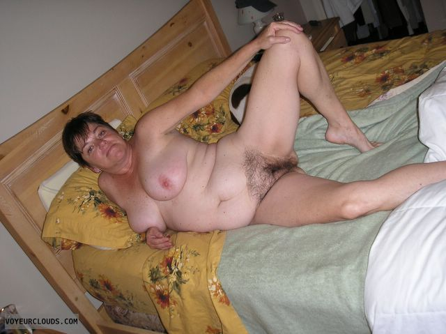 mature wife hairy cunt pussy