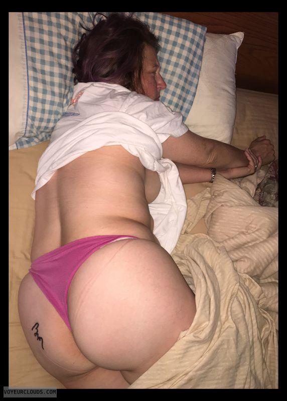 Large Ass, Big hips, Okay, Older, Big Cheeks, Wedgie