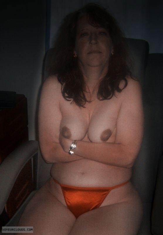 Little boobs, Brown nipples, Okay