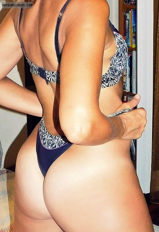anna, wife, thong, ass