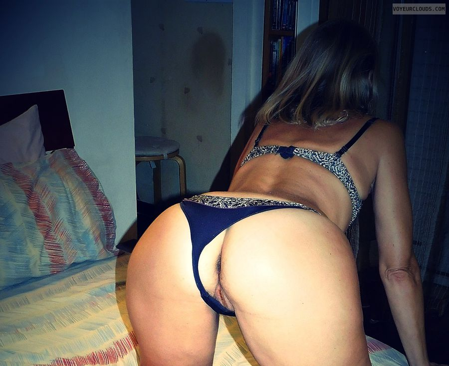 anna, wife, ass, cunt, thong, vagina, pussy