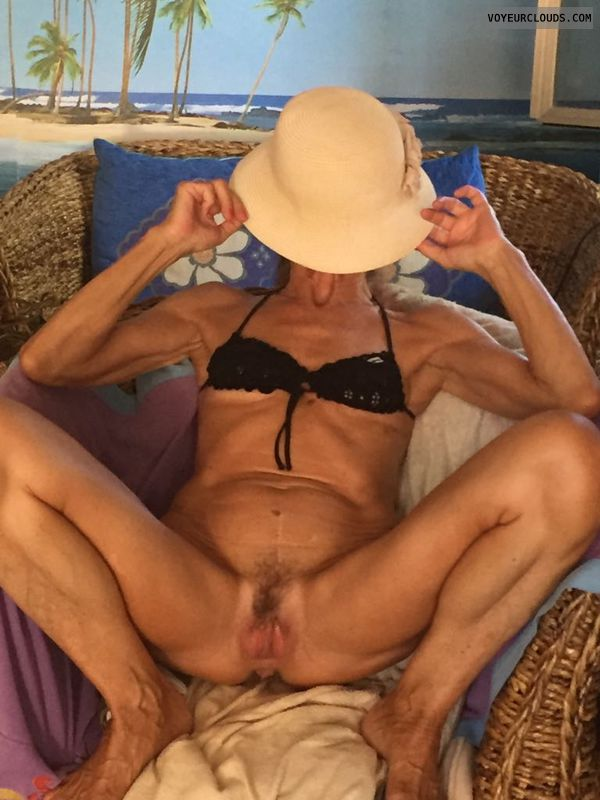 Mature, pussy, spread, Legs, horny, wet