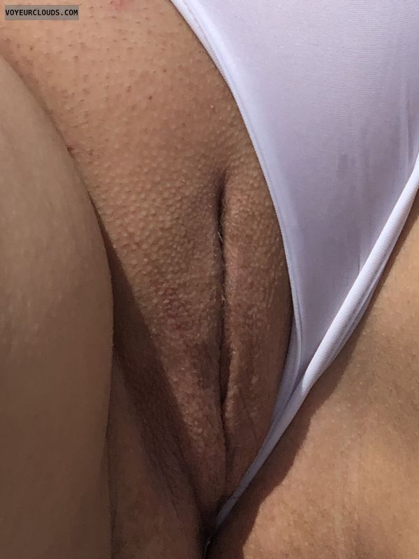 Shaved pussy, pussy, bathing suit, wicked Weasel