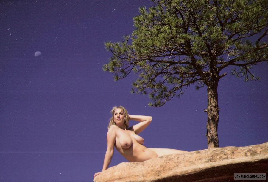 public nudity, nude in public, naked in public, public