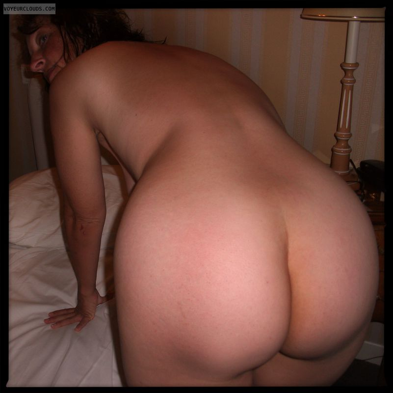 Large Ass, Big cheeks, Big hips, OK Ass, Wife Ass
