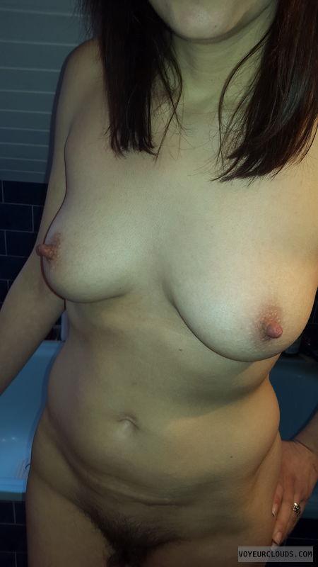 pussy, tits, blonde, danish, wife