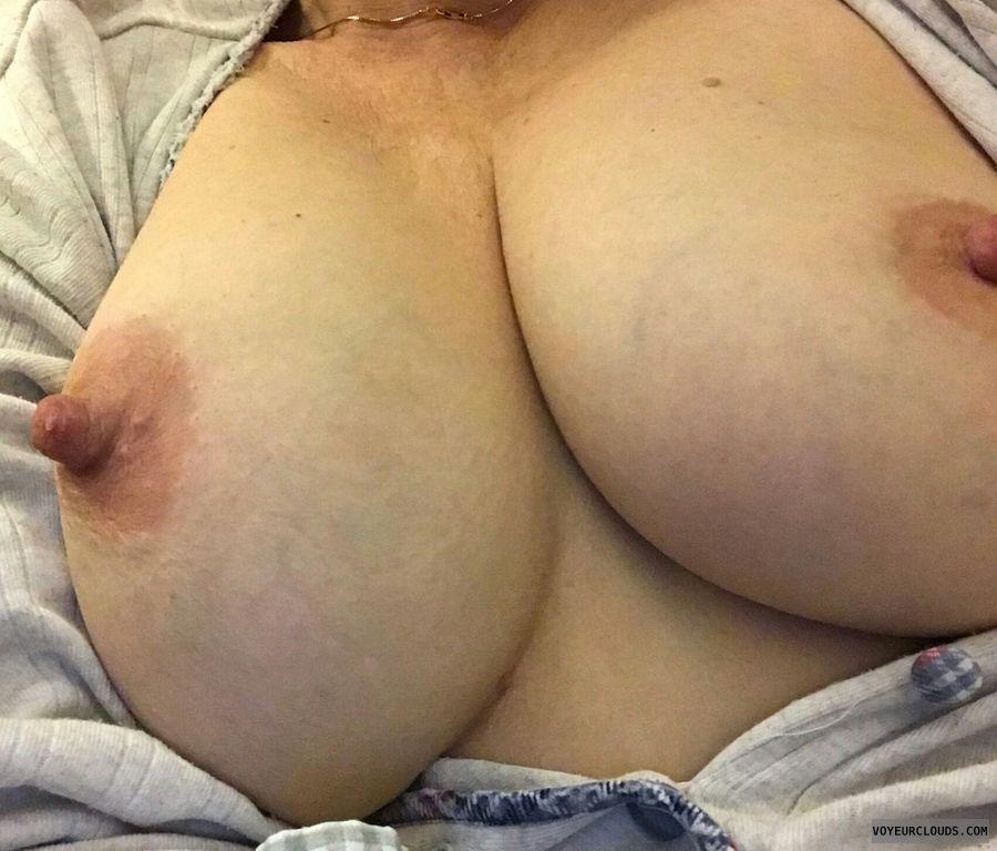 Big tits,  cum target,  use them gone