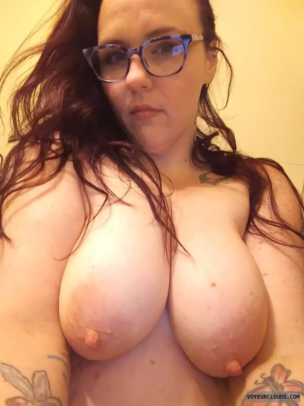 big tits and glasses