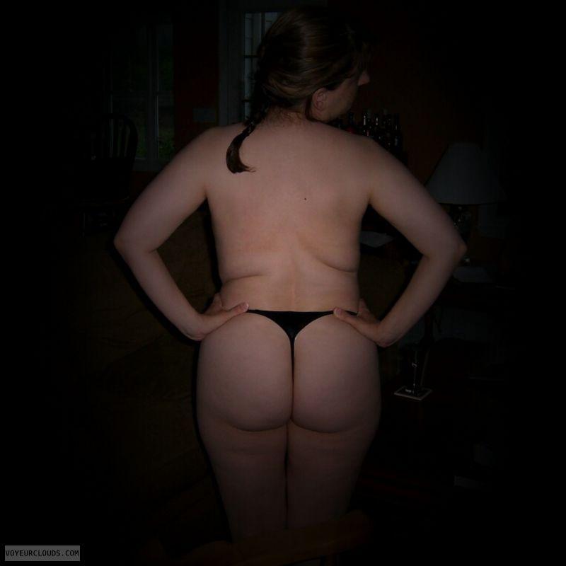 Big Cheeks, Large Ass, OK Ass, Big Hips, OK Thong
