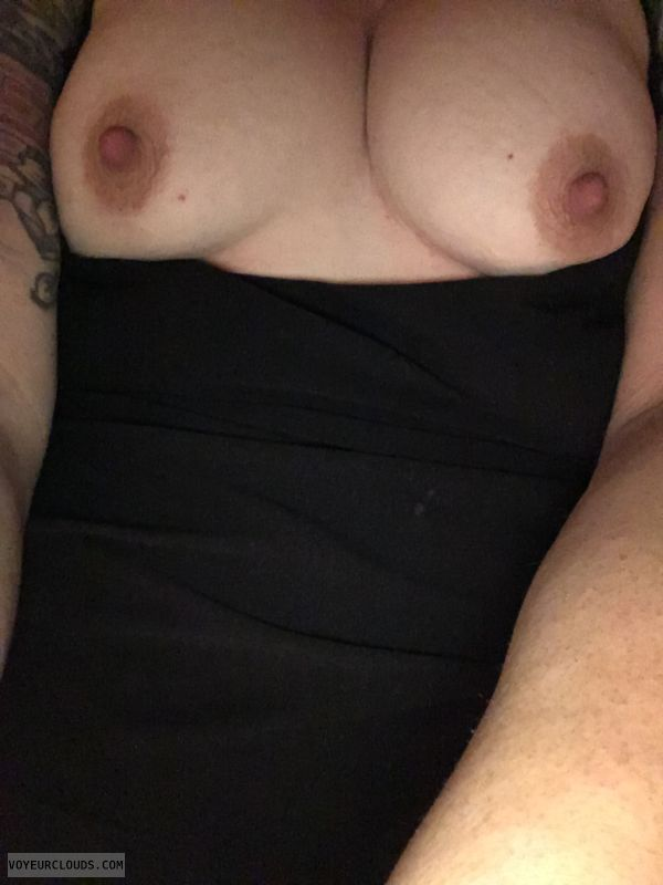 Suck and play with my nipples
