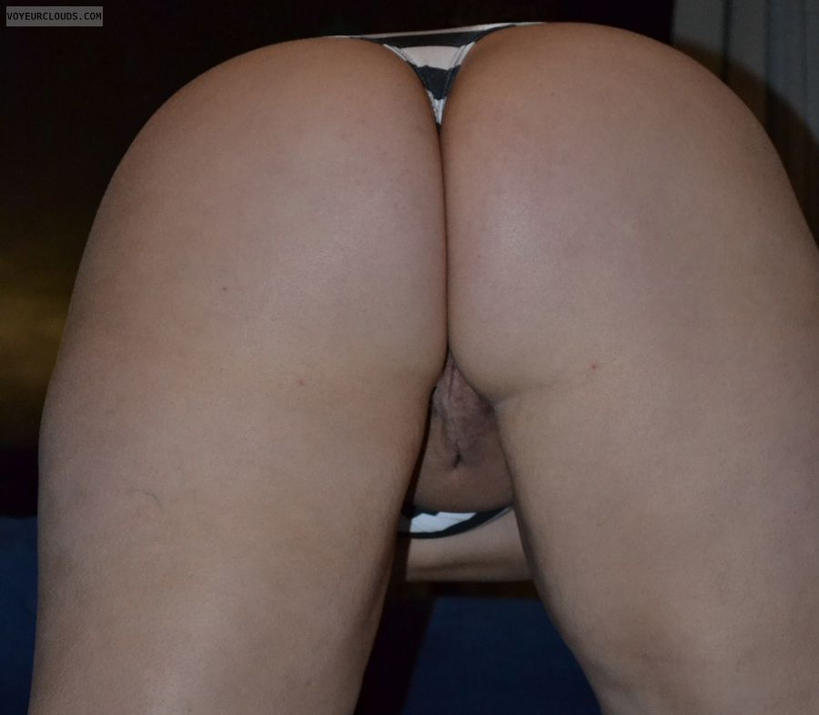 ass, legs, pussy, shaved pussy, bathing suit, thong