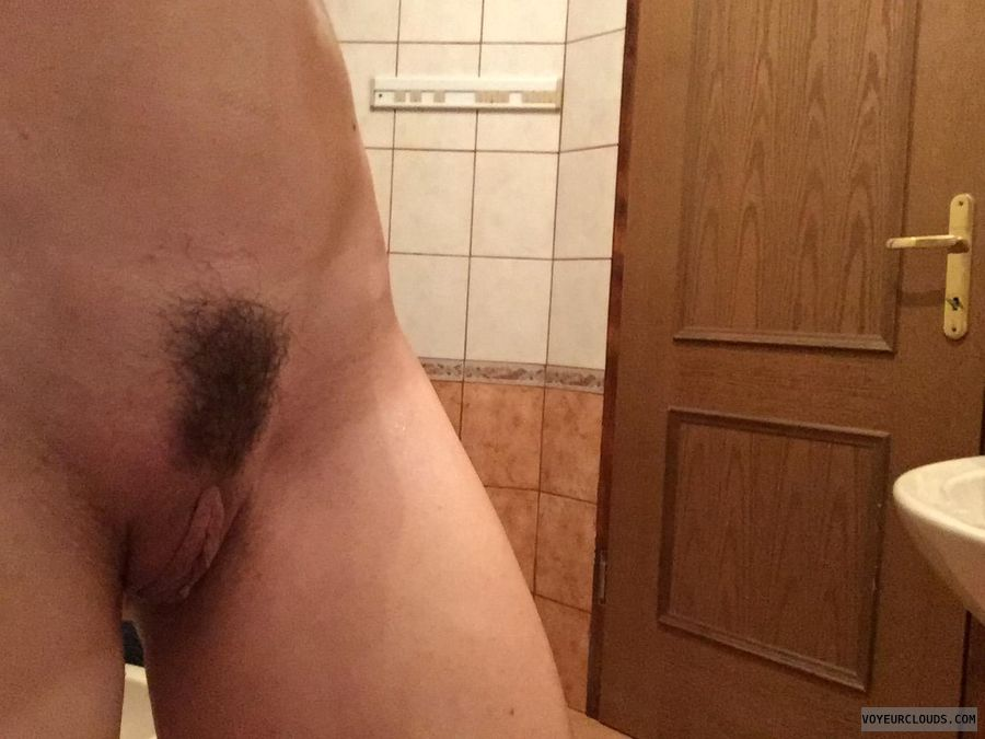 Hairy pussy, pussy lips, labia majora, clit, pussy pic