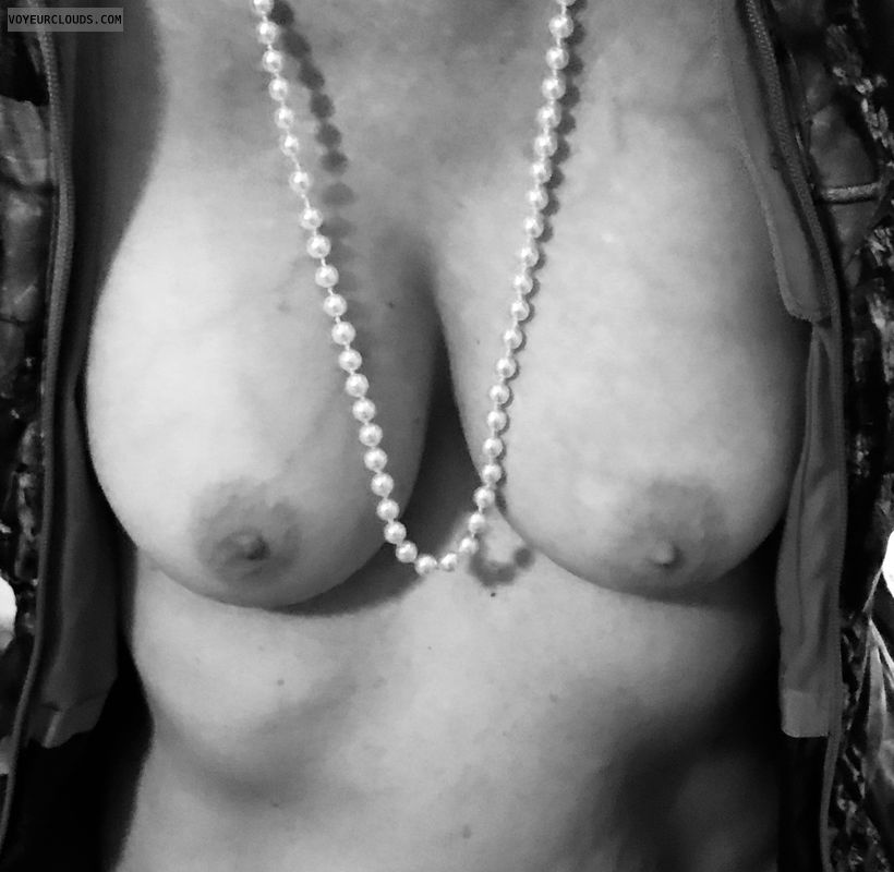 Mature tits, sexy wife, camo, big tits, wifes tits