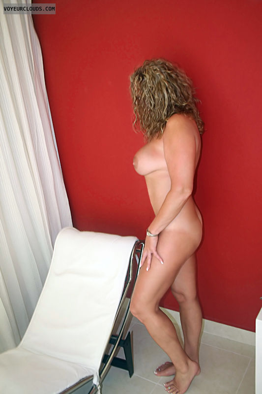 Nude Wife, Milf Ass, Legs, Milf Tits, Hard Nipples