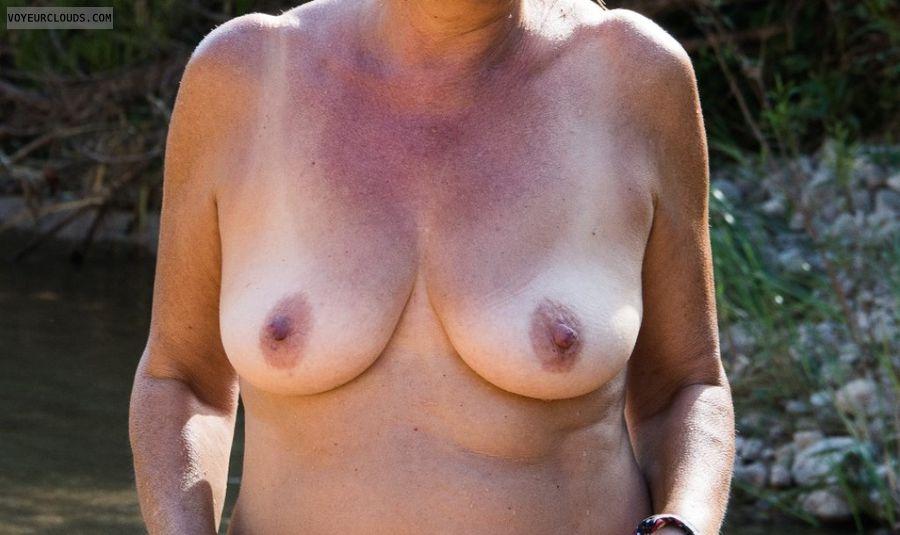 tits, wife tits, milf