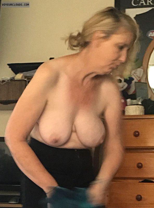Tits, nipples, milf, breasts