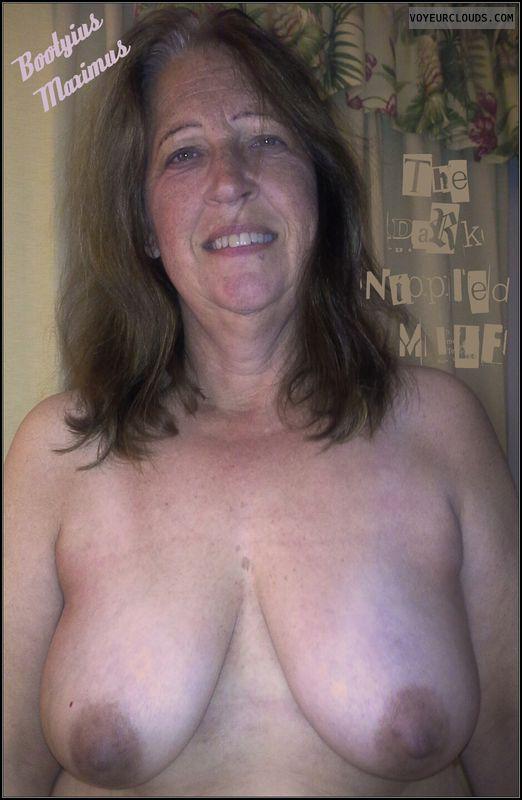 OK Smile, Humiliated, 36D, Dark nips, AARP