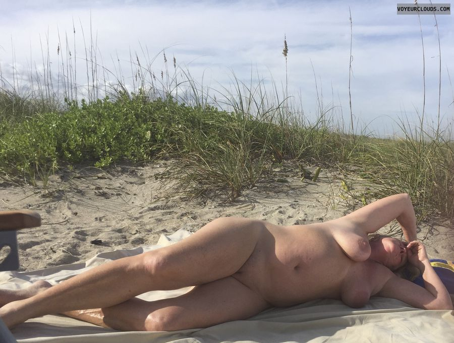 nude, beach, tits, pussy, legs, public