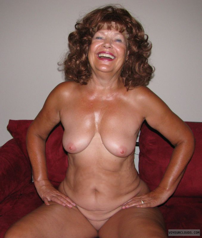 Nude, Topless, Bottomless, Hard Nipples, Shaved, MILF