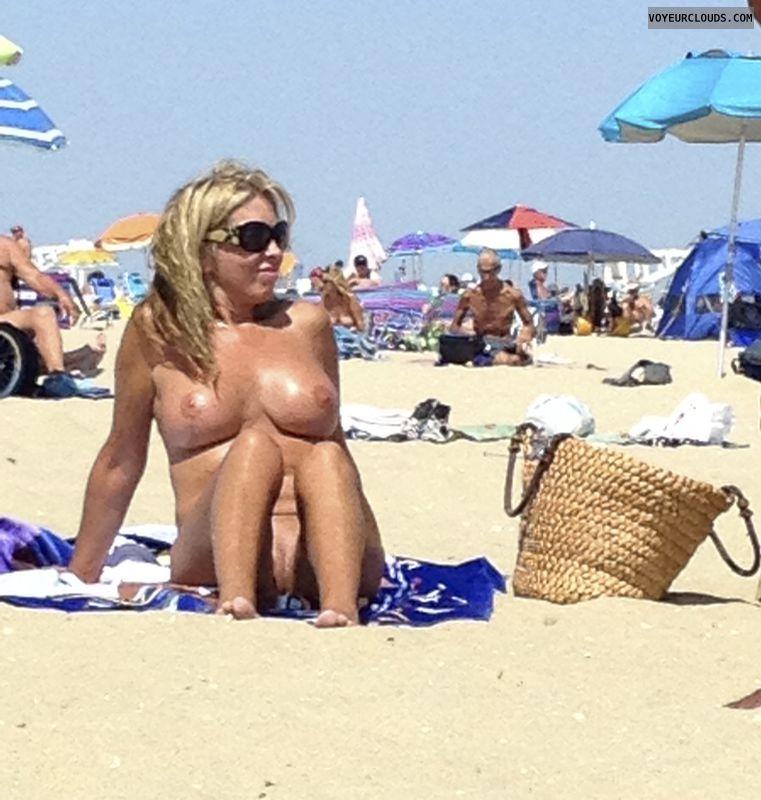 boobs, tits, nude, beach