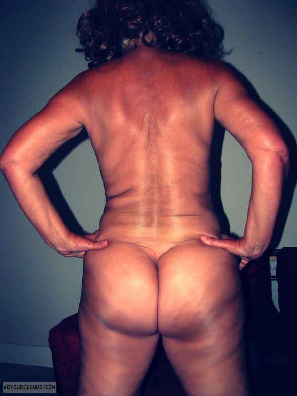 Nude, Ass, Tight buns, MILF, GILF