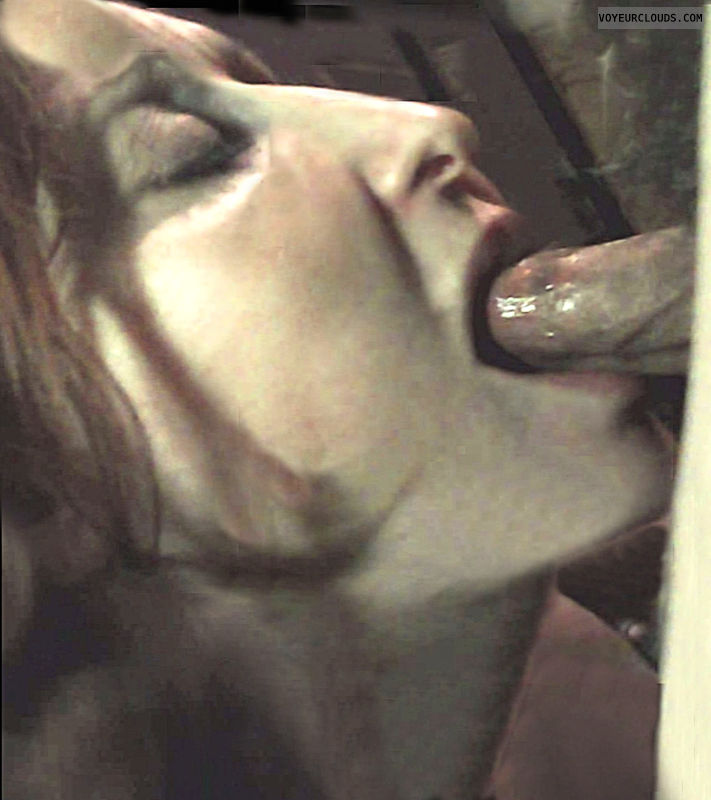 Blowjob, praying to the bone god, getting the fuzzy end of the lollipop