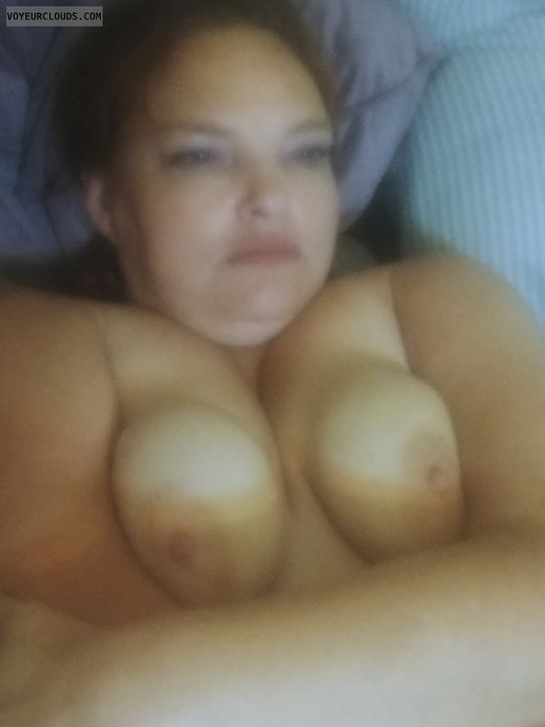 Wife, Amateur, BBW, Housewife, Homemade, Tits
