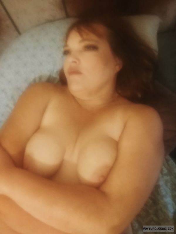 Wife, amateur, Housewife, Tits, Homemade, Bbw