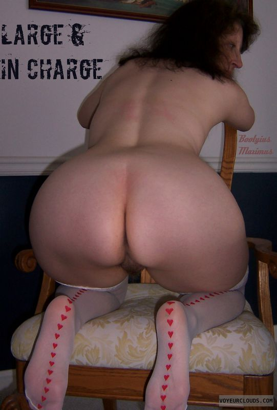 Big Booty, Deserving, Significant Ass, Oblivious, Wfi