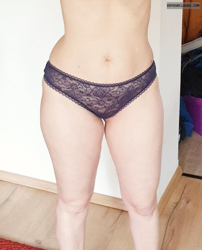Panties, legs, stomach, wife, milf, strip, cuck, 3some